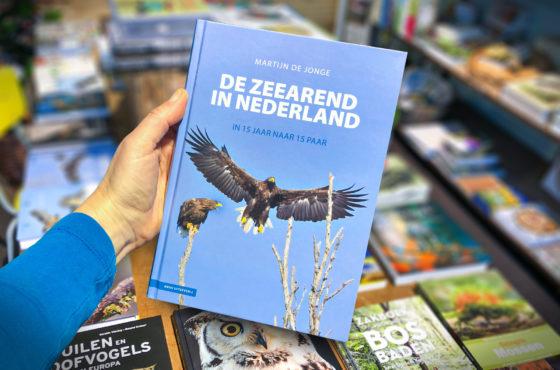 Boek van de week: De Zeearend in Nederland