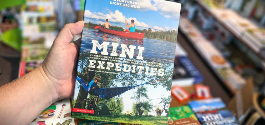 Boek van de week: Mini Expedities