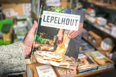 Boek van de week: Lepelhout