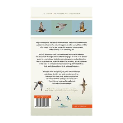 Veldgids Vogeltrek - Dick de Vos