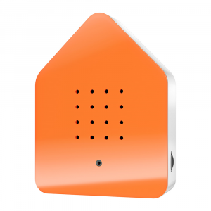 Zwitscherbox Classic Oranje
