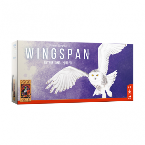 Wingspan Uitbreiding: Europa - Bordspel
