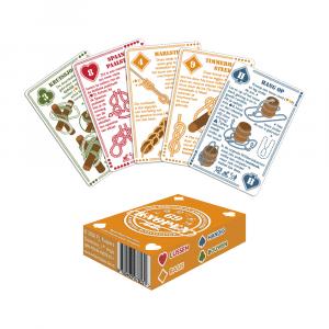Speelkaarten 69 Knopen