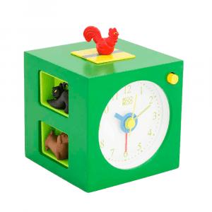KooKoo KidsAlarm Wekker Groen