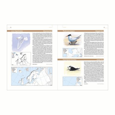 European Breeding Bird Atlas 2