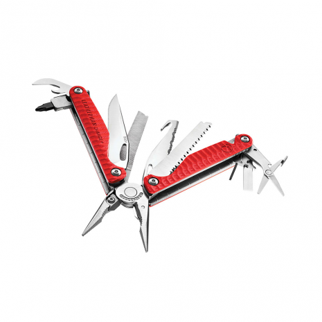 Leatherman Charge+ Multitool Red