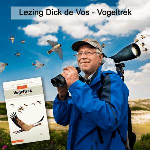 Lezing Dick de Vos - 17 oktober 2021 - Vogeltrek